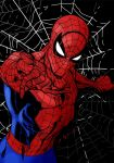 Spider-man - Coloring #8 by Donovan448