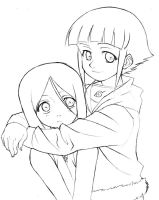 Hyuga Sisters by Goldsickle