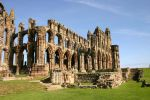 Whitby Abbey Ruins 1 by FoxStox