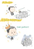In Mycroft's eyes:goldfish!!!! by Mr-Sims