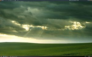 my desktop on 2008.10.14 by The-Golden-Brown