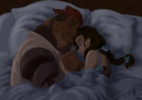 Bed Sharing 5 by DisneyFan-01