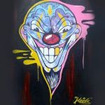 The Clown Possession by Medzart
