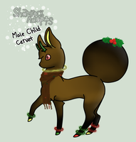 xXYoiteShindouXx: Gingerbread by Shamrock-Adopts-Pets