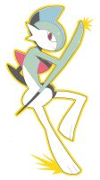 Gallade by wscw