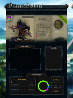 Player Profile - new adventure log idea by HealDeal