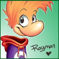 Rayman by AtomicRay