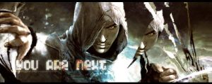 Assassin Creed sig 2 by flavia16