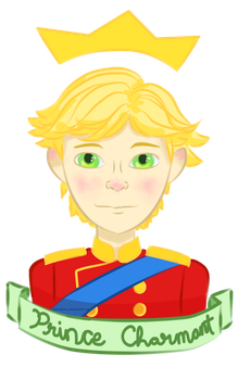 Prince Charmant Adrien by KlareneChanteuse