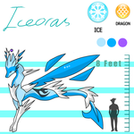 Legendary Dragon Fakemon Auction by Estheiim