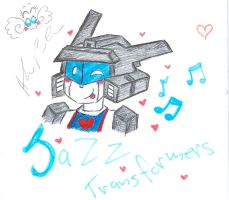 Transformers Silly Jazz by Kittychan2005