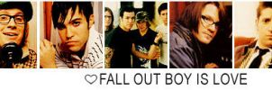 fall Out Boy Is Love by lovedivine
