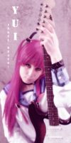 Angel Beats! Yui by K-I-M-I