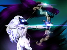 Kindred, the Eternal Hunters by RadicoAZTK