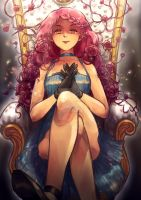Queen of Roses by M-GO