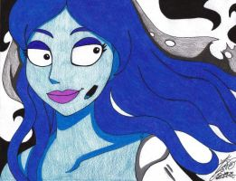 ::Corpse Bride:: by Ksterstone