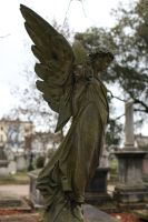 Gothic Angel by LuLus-Photos