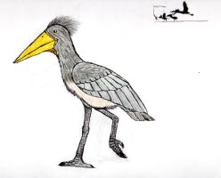 HOLY HELL IT'S GIANT STORKS!!! by DragonManDaniel