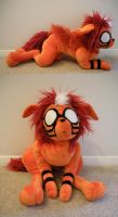 Tora Plush by WhittyKitty