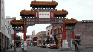 Welcome to China Town by bethabus
