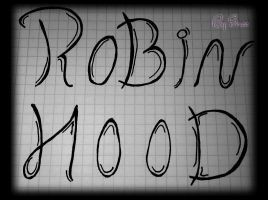 Robin Hood by nabed
