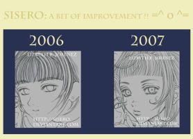 One Year Later... by SiSero
