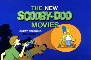 Scooby Doo meets The Simpsons by darthraner83