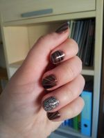 31 day Challenge: Day 20 Water Marble by riorval