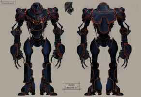 Royal guard Cyclop 3.4 by drazebot