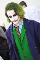 Me as joker tribute to Heath Leadger by Ufotinik