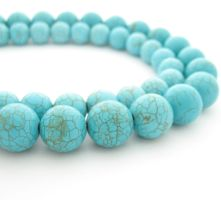 Magnesite Statement Necklace by MoonlightCraft