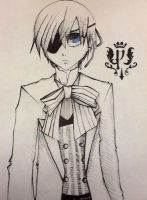 Ciel by Psychotic-Bro