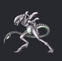Mewtwo-Alien by Green042