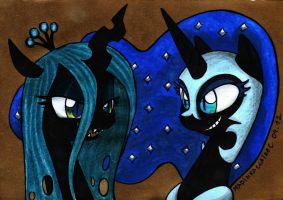 Chrysalis Moon by MadinkaClaireC