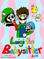 Luigi The Babysitter Cover by Number1MarioFan247