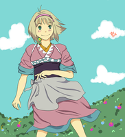 Shiemi Moriyama by red-bud