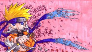 Naruto envelope 2 by songosai