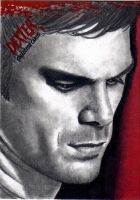 Dexter Morgan by Dr-Horrible