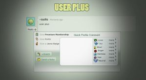 user plus by sucks