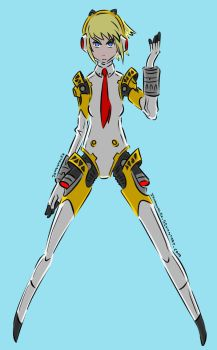 Aigis 2 by JohnnyAlex