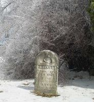 ice storm cemetary 7 by icu109