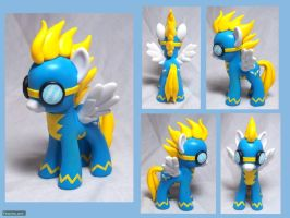Wonderbolt Custom Toy by CadmiumCrab