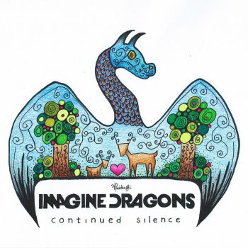 Imagine Dragons Continued Silence Ep by vitoriaguidugli