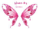 Enchantix Wings ADOPTABLE 4 CLOSED by glorypaintGR