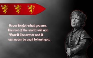 Tyrion Lannister wallpaper by IronAnarchy