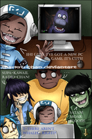 5 Night at Freddy's [Kong Studios' edition] by Sparkru-chan