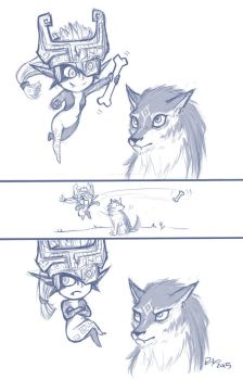 Link you're no fun by firehorse6