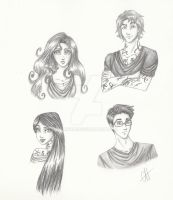 The Mortal Instruments by Hawk76