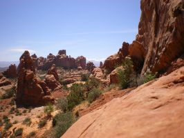 Arches National Park 3 by RogueNebulan