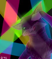 Party Cheshire Cat by TheCookylee
